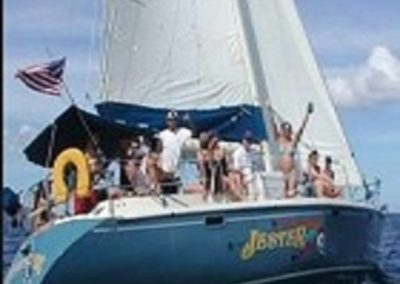 Sail Jester Event Yacht