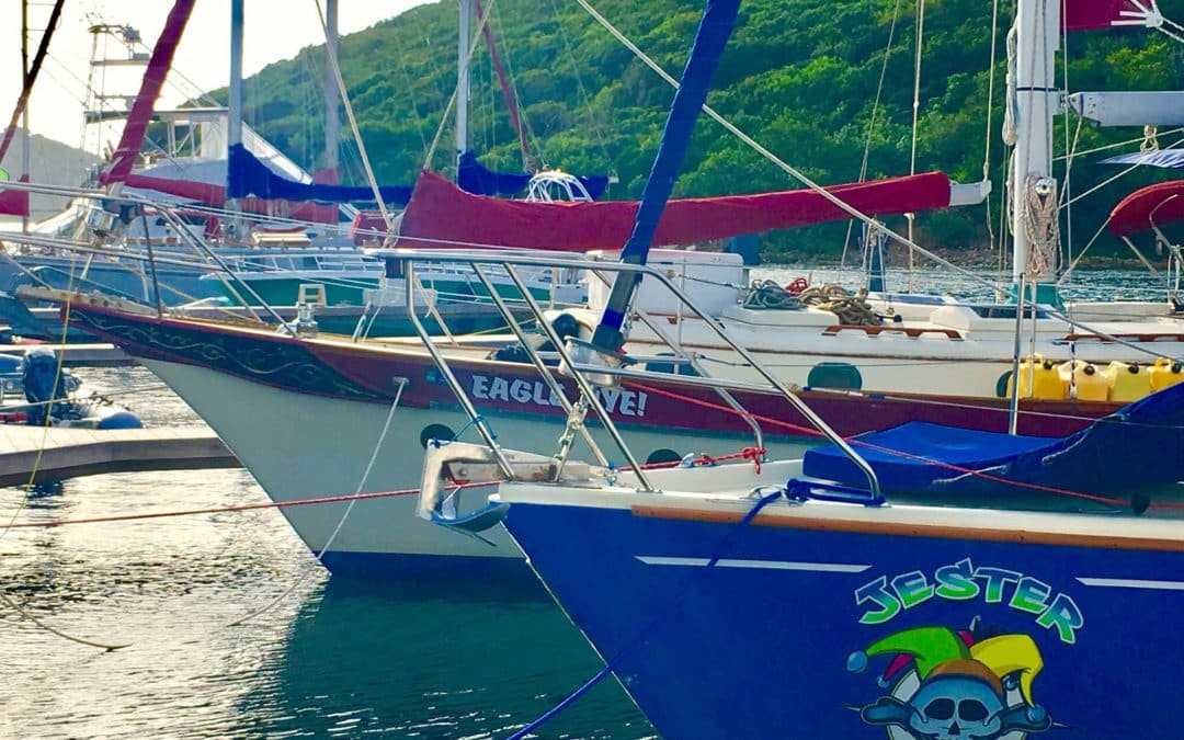 St Thomas & St John Virgin Islands Sail Trip on a Budget
