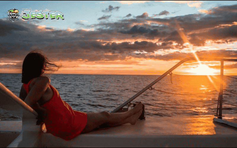 Sunset Sail at St. Thomas – Where Cruising Does The Soul Good!