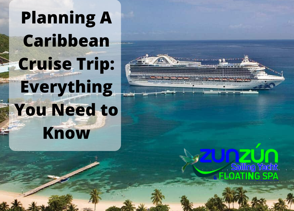 Planning A Caribbean Cruise Trip: Everything You Need to Know